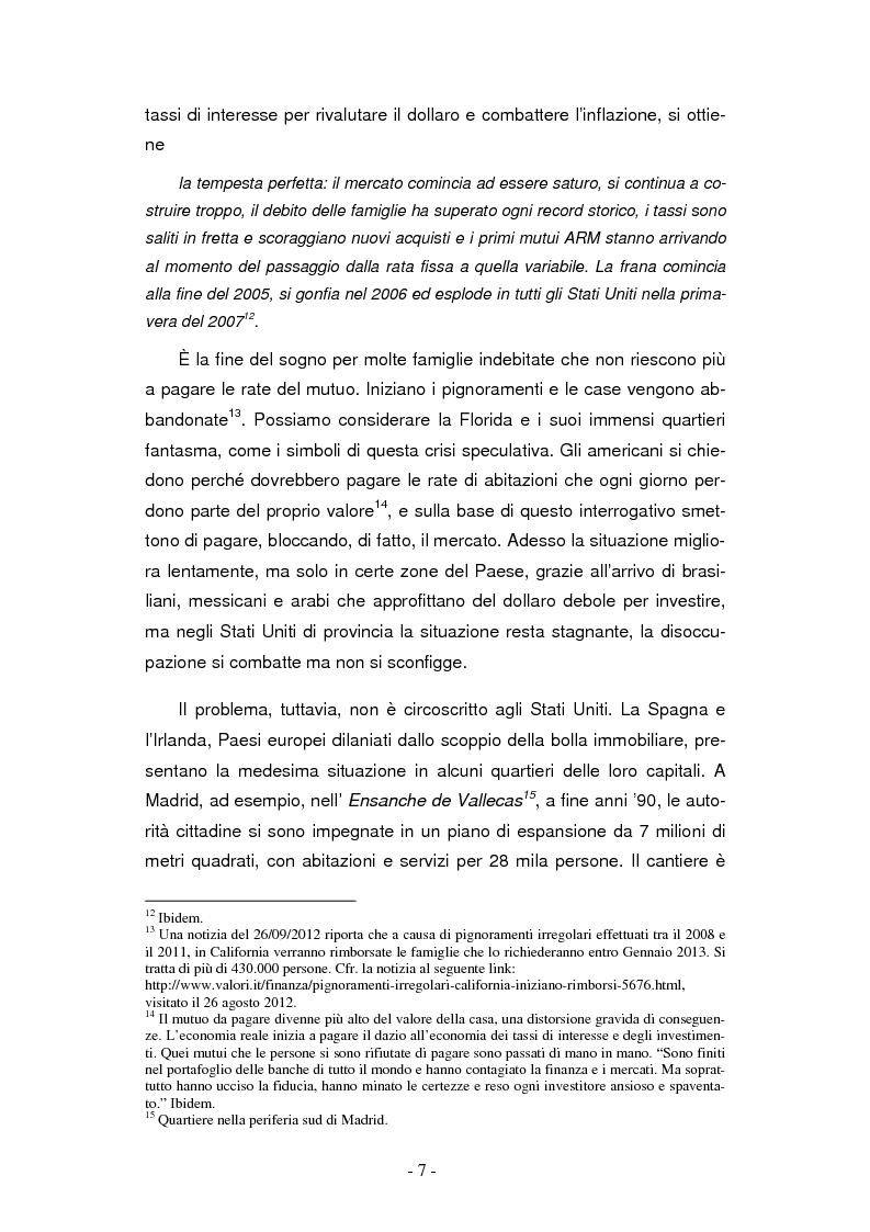 Anteprima della tesi: La finanziarizzazione dell'economia e le sue conseguenze, Pagina 7