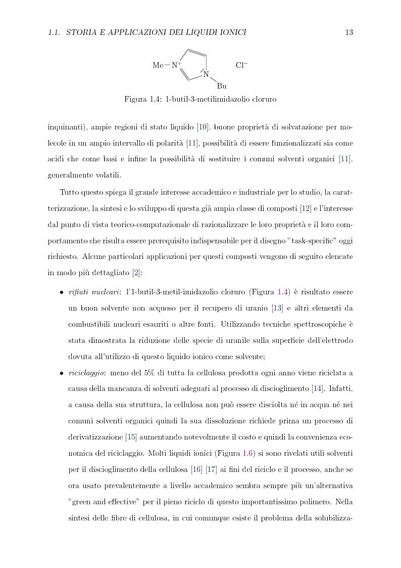Anteprima della tesi: Caratterizzazione computazionale di alchilammonio cloruri, Pagina 6