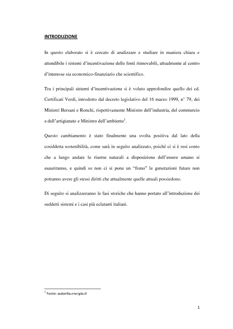 Anteprima della tesi: I Certificati Verdi, Pagina 2