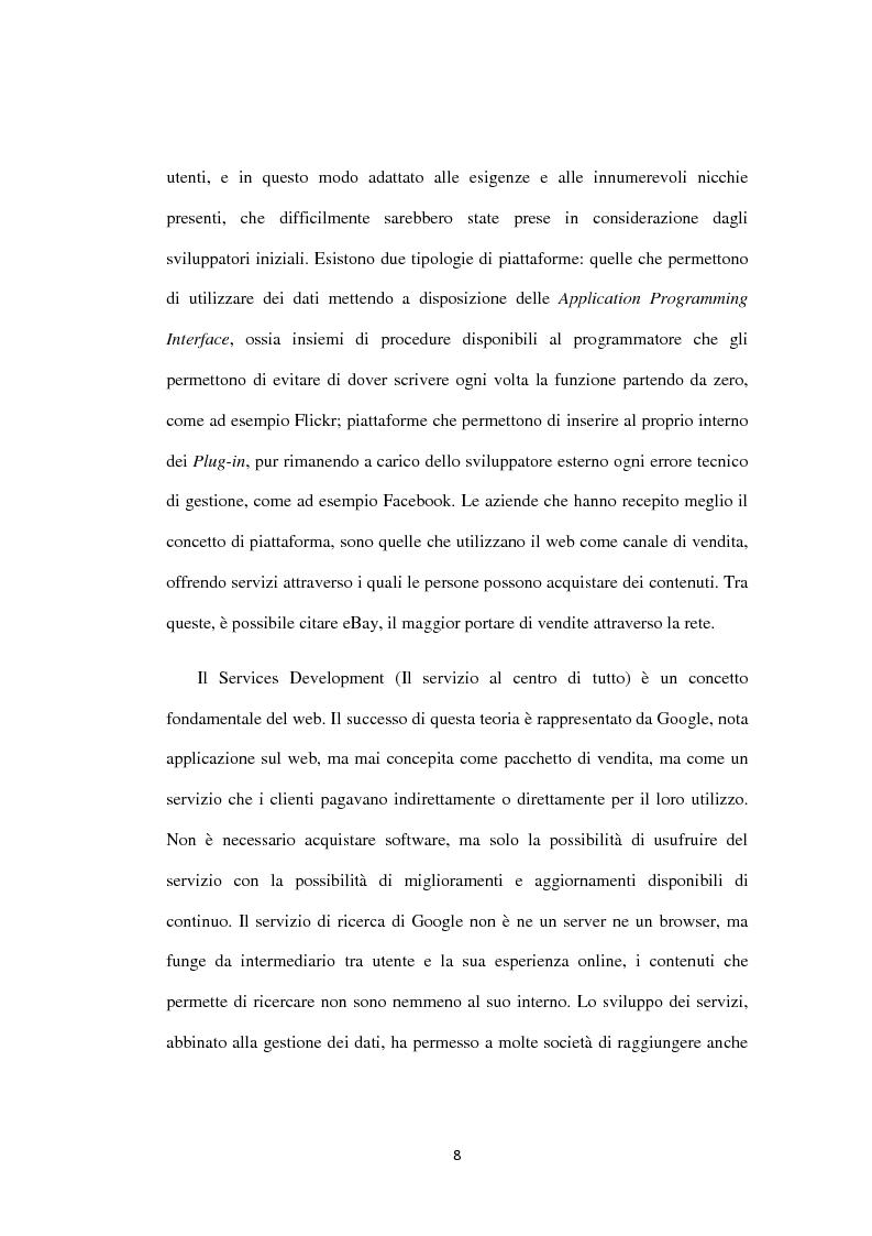 Anteprima della tesi: Approcci ''Open'' e ''User-led'': il ruolo delle tecnologie Web, Pagina 9