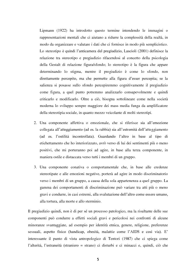 Anteprima della tesi: L'influenza dell'attaccamento su empatia, atteggiamenti e propensione all'aiuto, Pagina 6