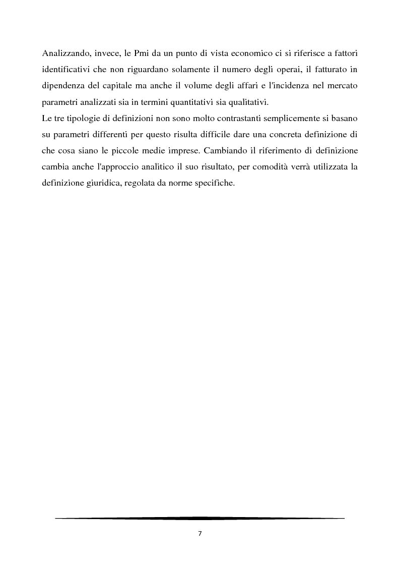 Anteprima della tesi: Managerializzazione ed innovazione strategica nelle PMI italiane, Pagina 3