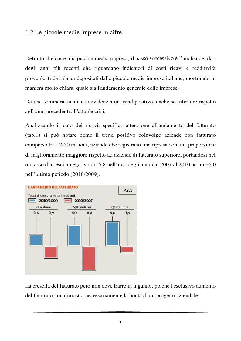 Anteprima della tesi: Managerializzazione ed innovazione strategica nelle PMI italiane, Pagina 4