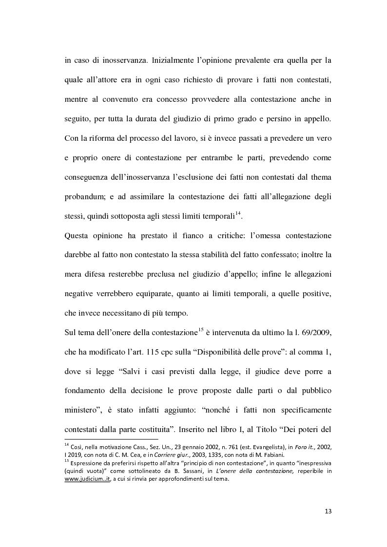 Anteprima della tesi: La durata irragionevole del processo civile italiano, Pagina 14