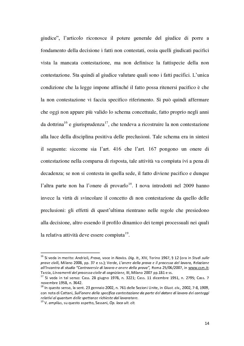 Anteprima della tesi: La durata irragionevole del processo civile italiano, Pagina 15