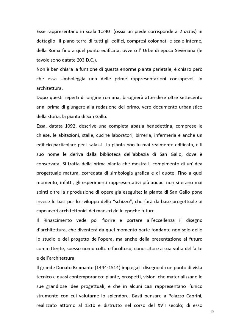Anteprima della tesi: Il Disegno Intelligente: conoscere, interpretare, trasformare - Percorsi e visioni nel centro storico di Maglie (LE), Pagina 4