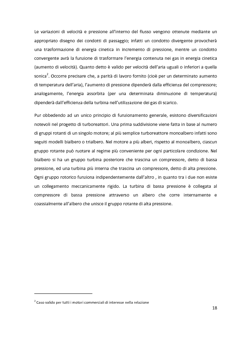 Anteprima della tesi: Analisi dei ratei di scarto e riparazione di parti del motore aeronautico, Pagina 5