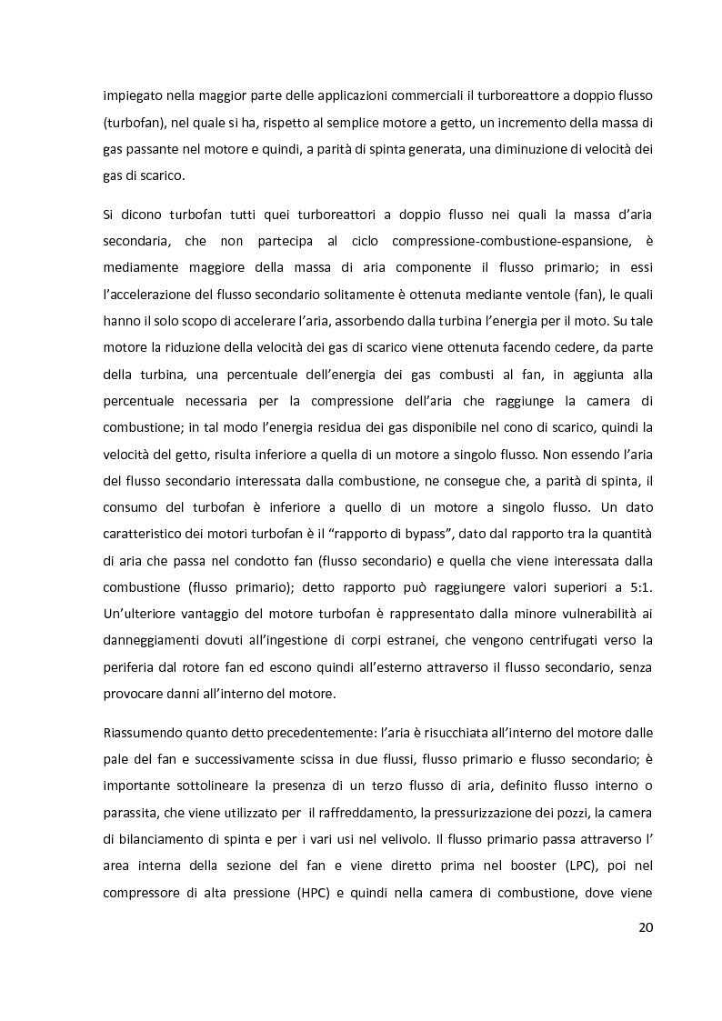 Anteprima della tesi: Analisi dei ratei di scarto e riparazione di parti del motore aeronautico, Pagina 7