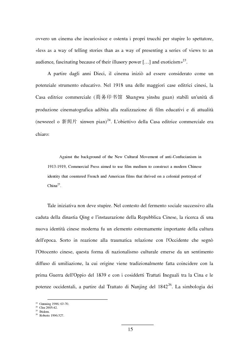 Anteprima della tesi: Documentario cinese indipendente contemporaneo, Pagina 13
