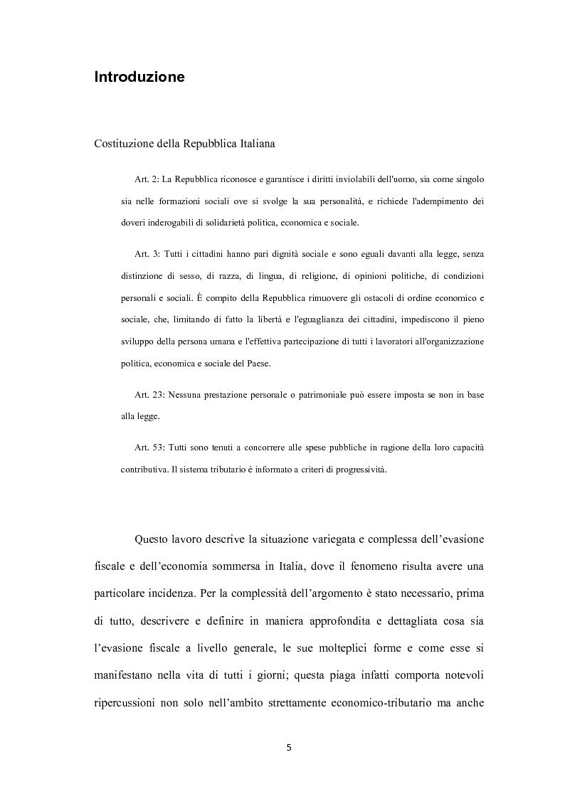 Anteprima della tesi: Sistemi tributari ed evasione fiscale in Italia: note storiche, Pagina 2
