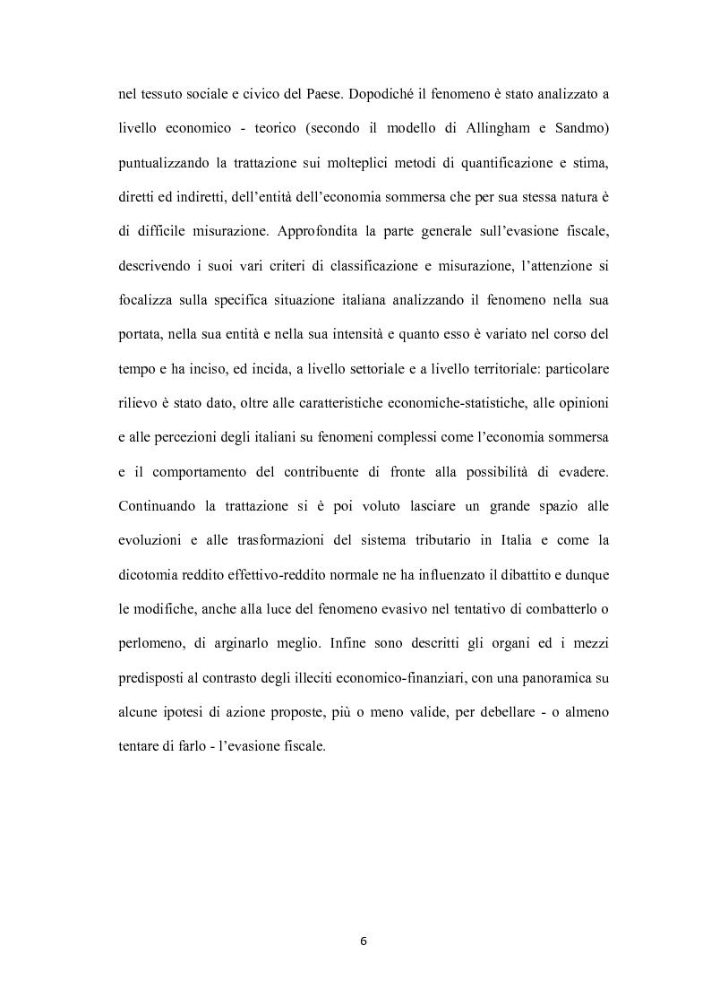 Anteprima della tesi: Sistemi tributari ed evasione fiscale in Italia: note storiche, Pagina 3