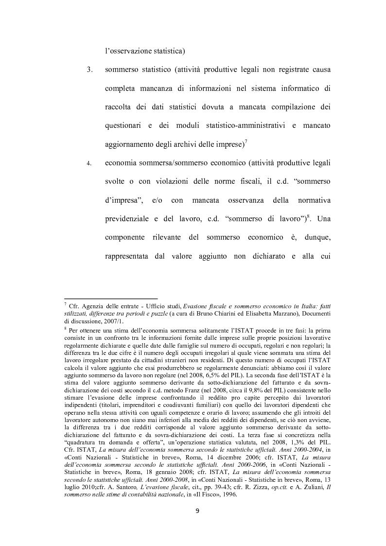 Anteprima della tesi: Sistemi tributari ed evasione fiscale in Italia: note storiche, Pagina 6