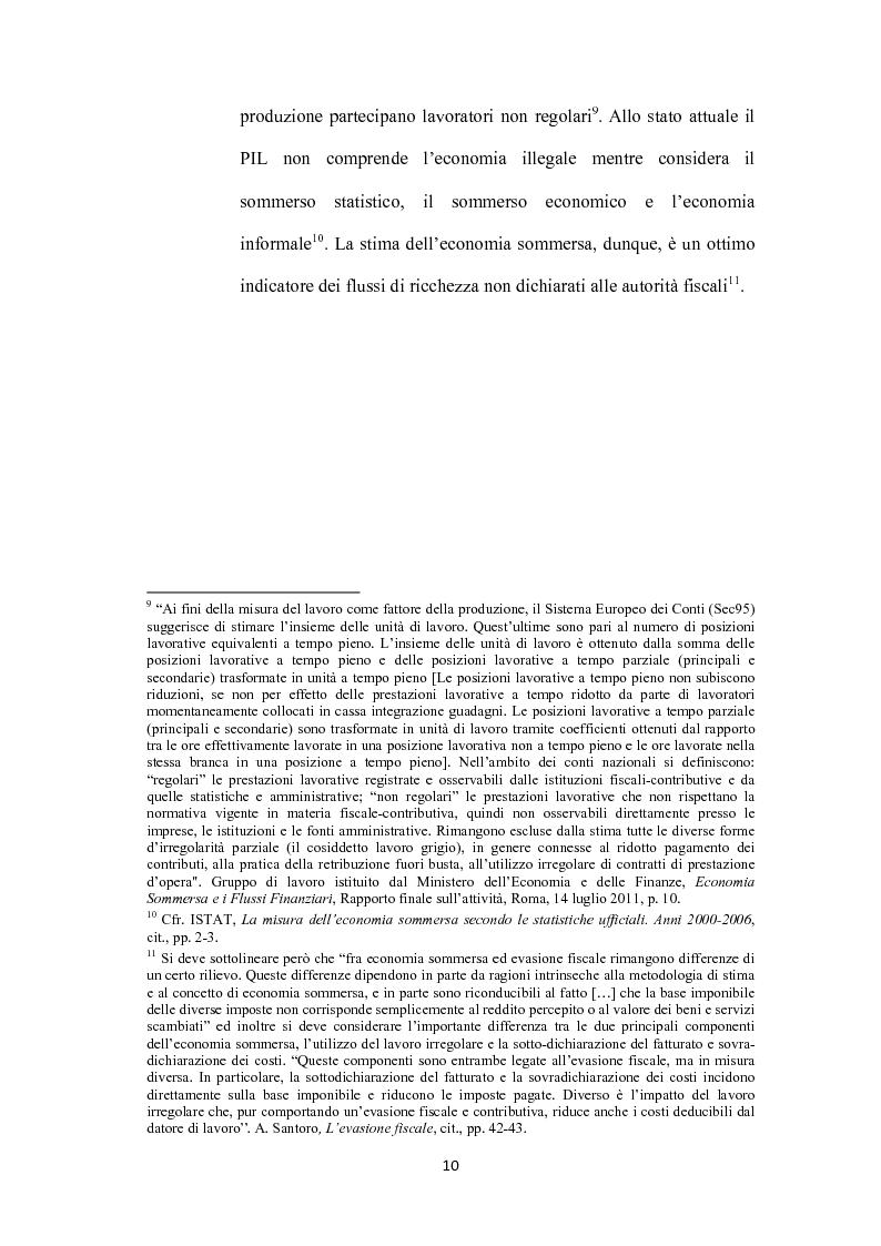 Anteprima della tesi: Sistemi tributari ed evasione fiscale in Italia: note storiche, Pagina 7