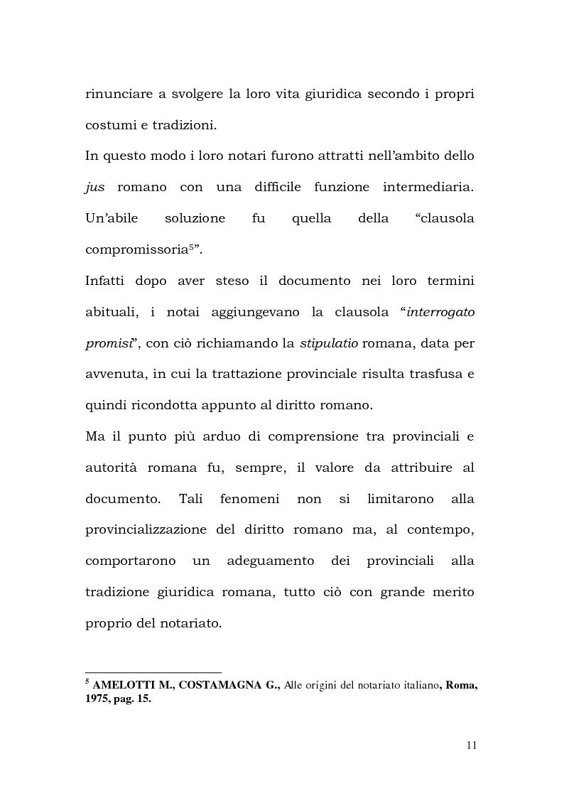 Anteprima della tesi: La Professione Notarile nell'opera di Antonio Pacini (1774), Pagina 10