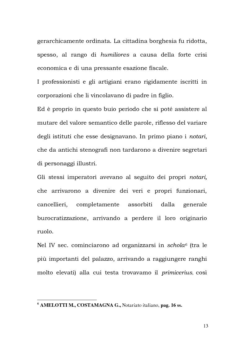 Anteprima della tesi: La Professione Notarile nell'opera di Antonio Pacini (1774), Pagina 12