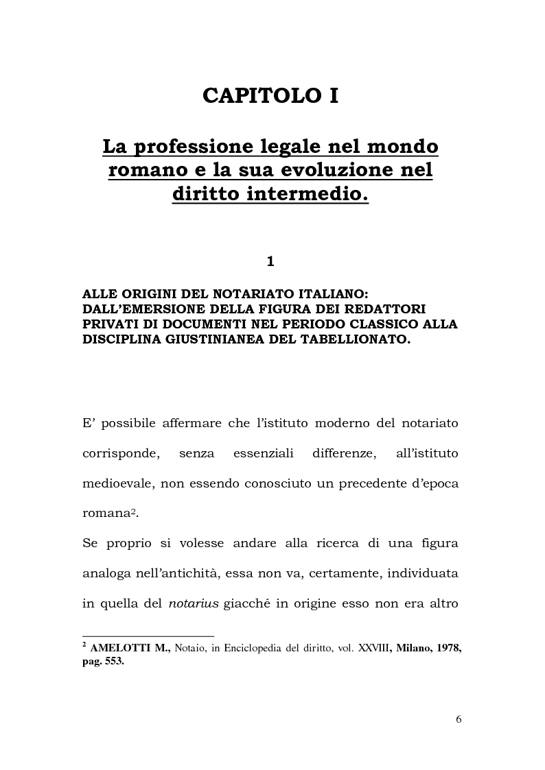 Anteprima della tesi: La Professione Notarile nell'opera di Antonio Pacini (1774), Pagina 5