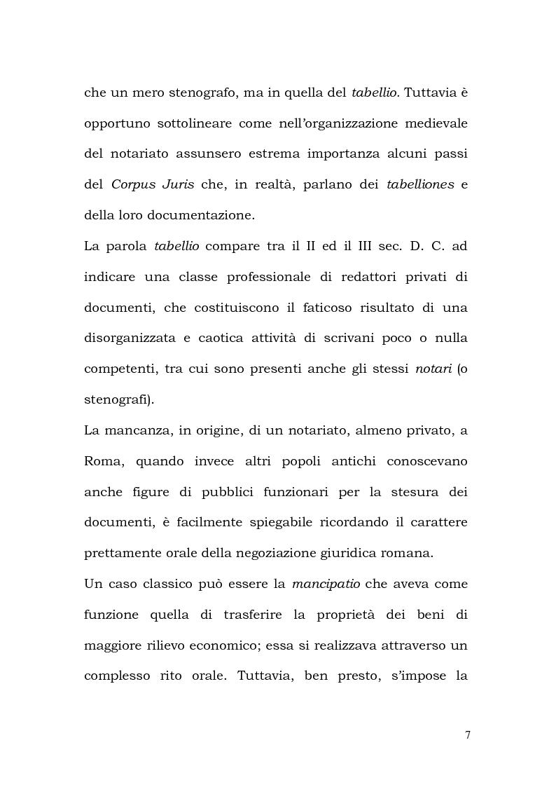 Anteprima della tesi: La Professione Notarile nell'opera di Antonio Pacini (1774), Pagina 6