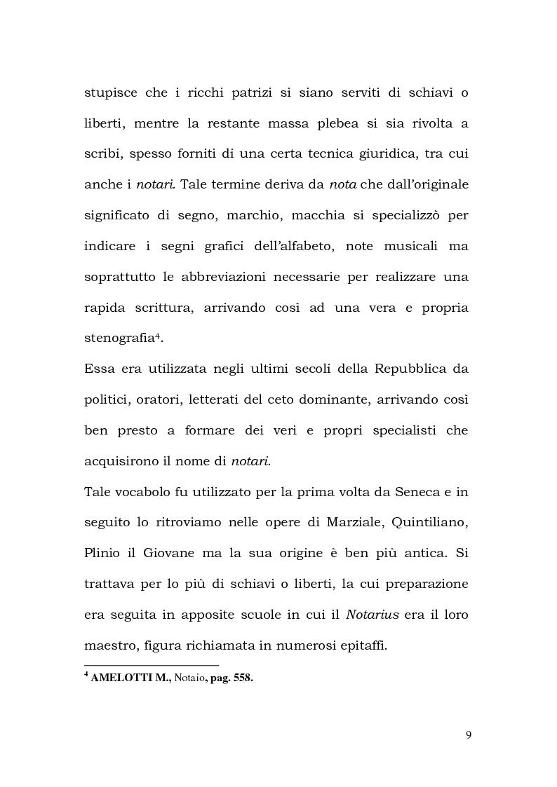 Anteprima della tesi: La Professione Notarile nell'opera di Antonio Pacini (1774), Pagina 8