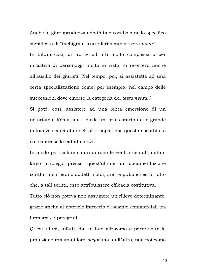 Anteprima della tesi: La Professione Notarile nell'opera di Antonio Pacini (1774), Pagina 9