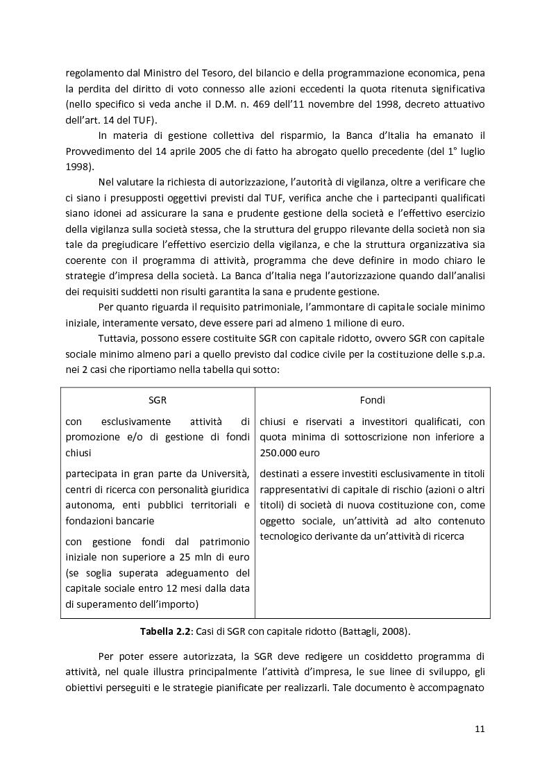 Anteprima della tesi: La Compliance nella SGR, Pagina 6