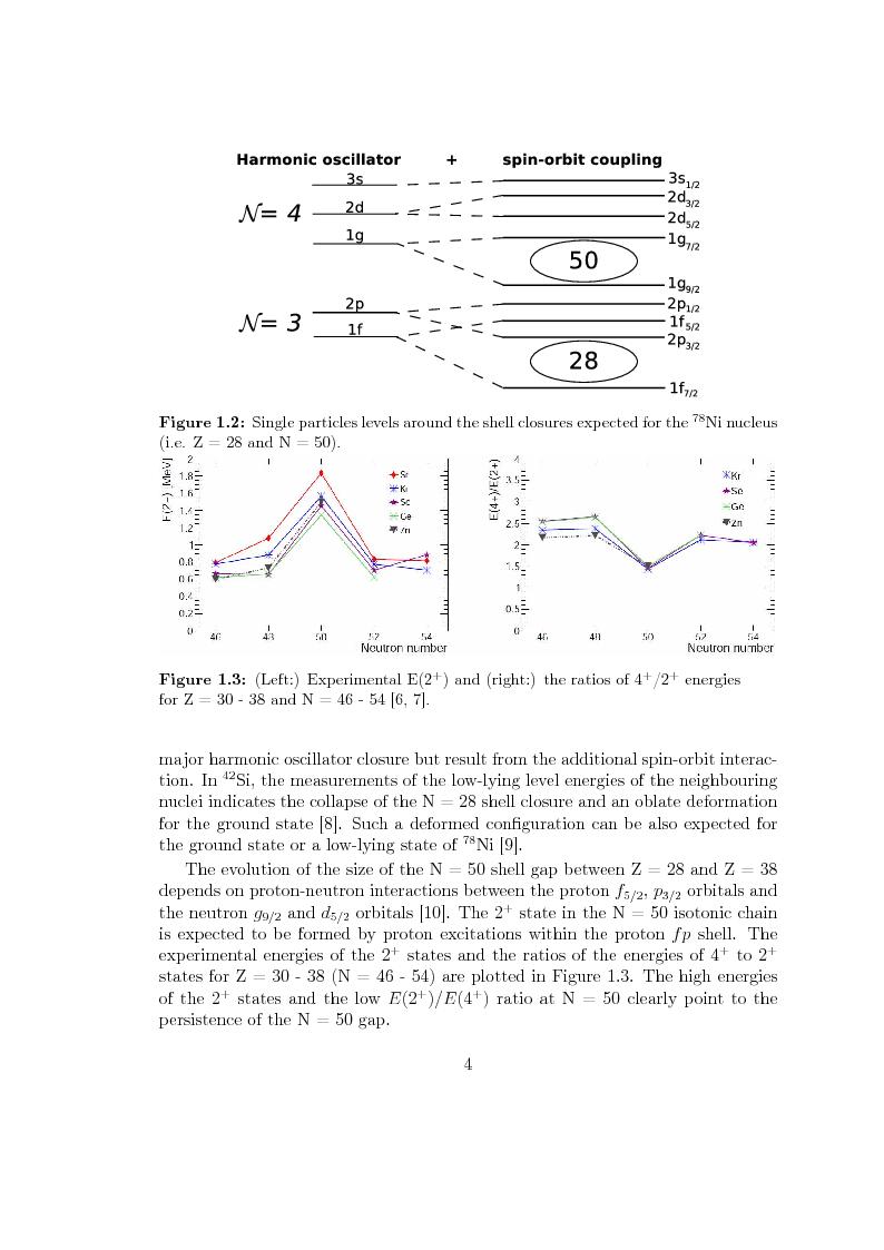 Anteprima della tesi: Beta decay studies close to the doubly-magic nucleus 78Ni, Pagina 5