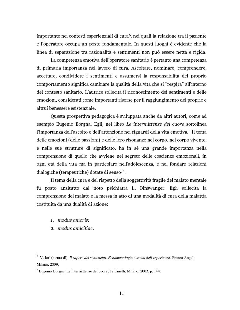 Anteprima della tesi: Un'intramontabile utopia - La valenza educativa dell'antipsichiatria di Franco Basaglia, Pagina 8
