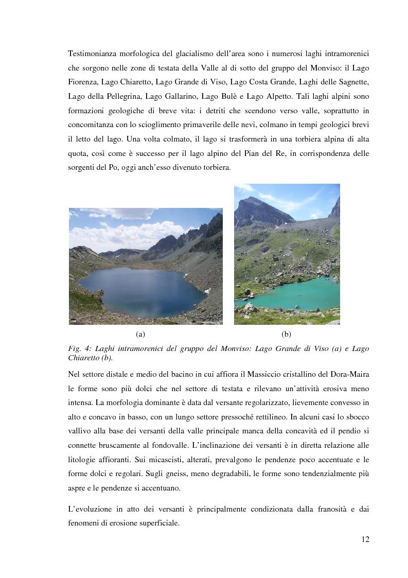 Anteprima della tesi: Caratterizzazione climatica e analisi del fenomeno valanghivo in Alta Valle Po attraverso la realizzazione della Carta di Localizzazione Probabile delle Valanghe, Pagina 13