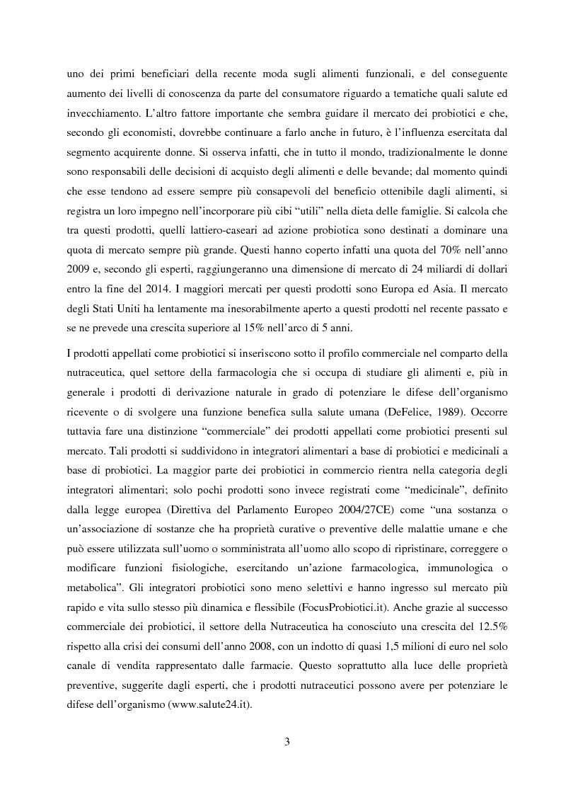 Anteprima della tesi: Valutazione del potenziale probiotico di ceppi di Lactobacillus isolati da Parmigiano-reggiano mediante screening sottrattivo, Pagina 4