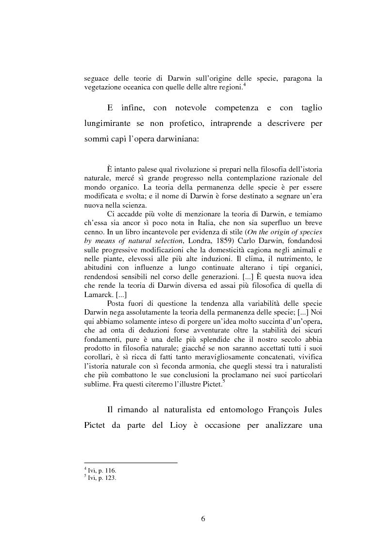 Anteprima della tesi: Ogni plebe m'insulta e rossa e nera - Fogazzaro, la sua arte, la scienza, la Chiesa, Pagina 7