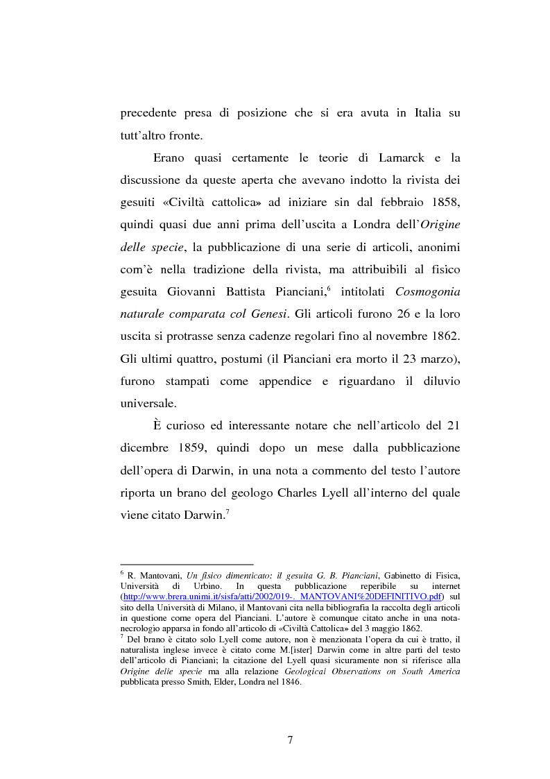 Anteprima della tesi: Ogni plebe m'insulta e rossa e nera - Fogazzaro, la sua arte, la scienza, la Chiesa, Pagina 8