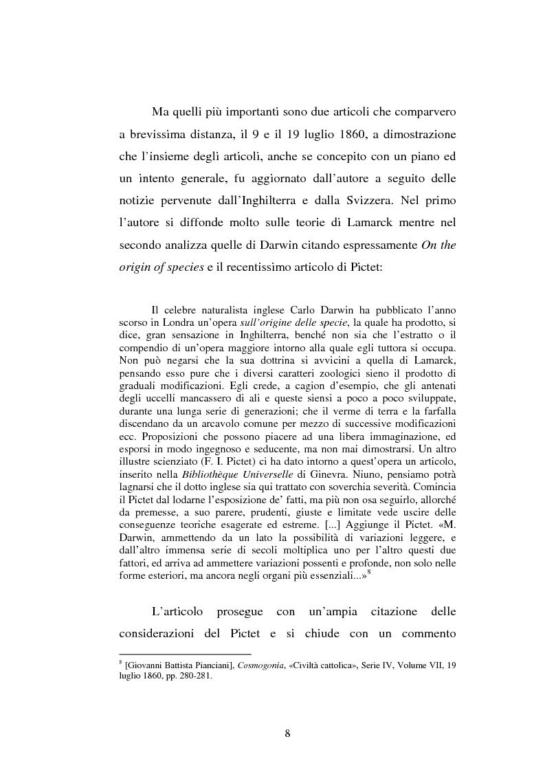 Anteprima della tesi: Ogni plebe m'insulta e rossa e nera - Fogazzaro, la sua arte, la scienza, la Chiesa, Pagina 9