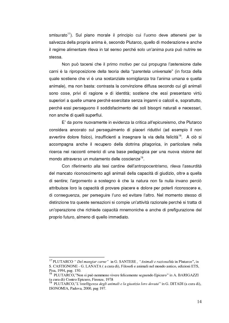 Anteprima della tesi: Il diritto animale. Principi e contraddizioni del sistema., Pagina 11