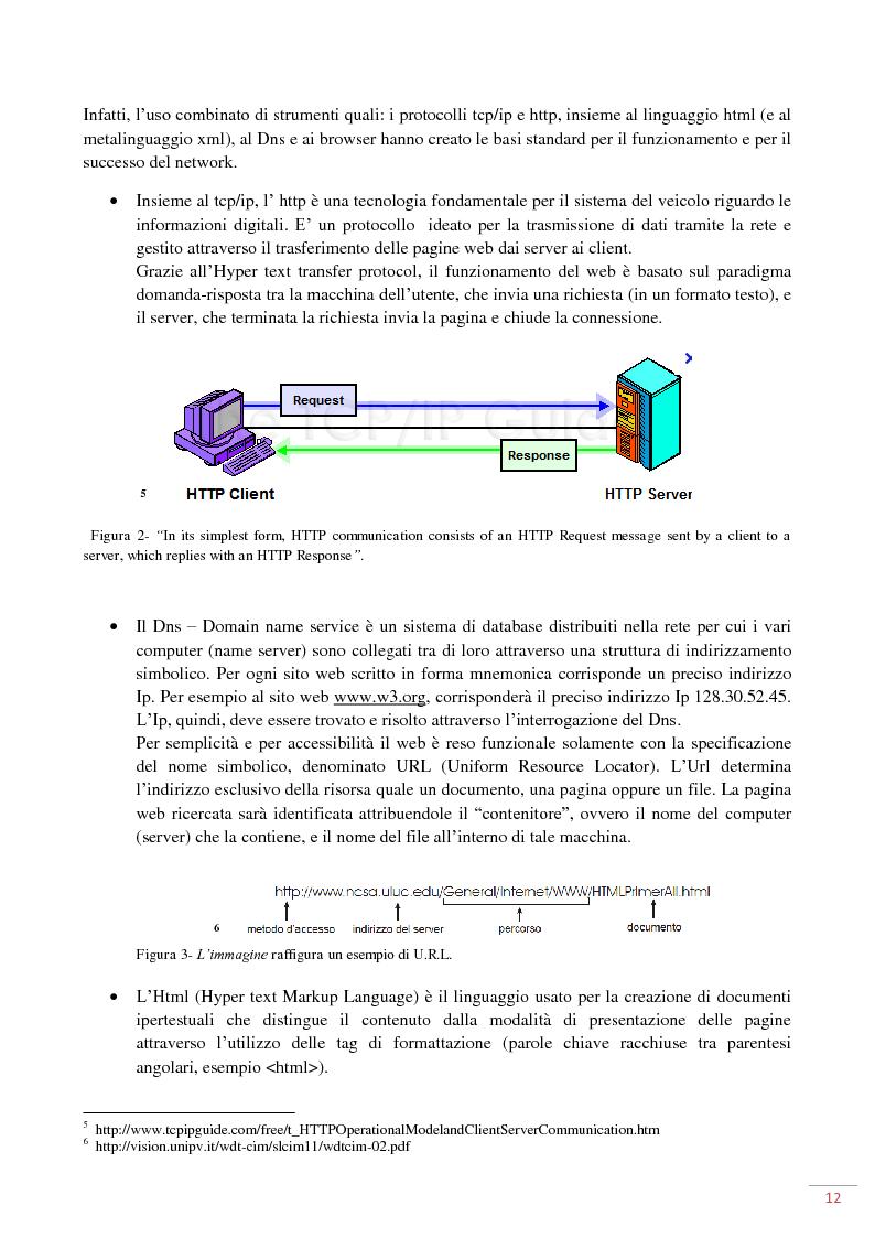 Anteprima della tesi: L'evoluzione del web 2.0: applicazioni ed usi per il marketing on-line, Pagina 8