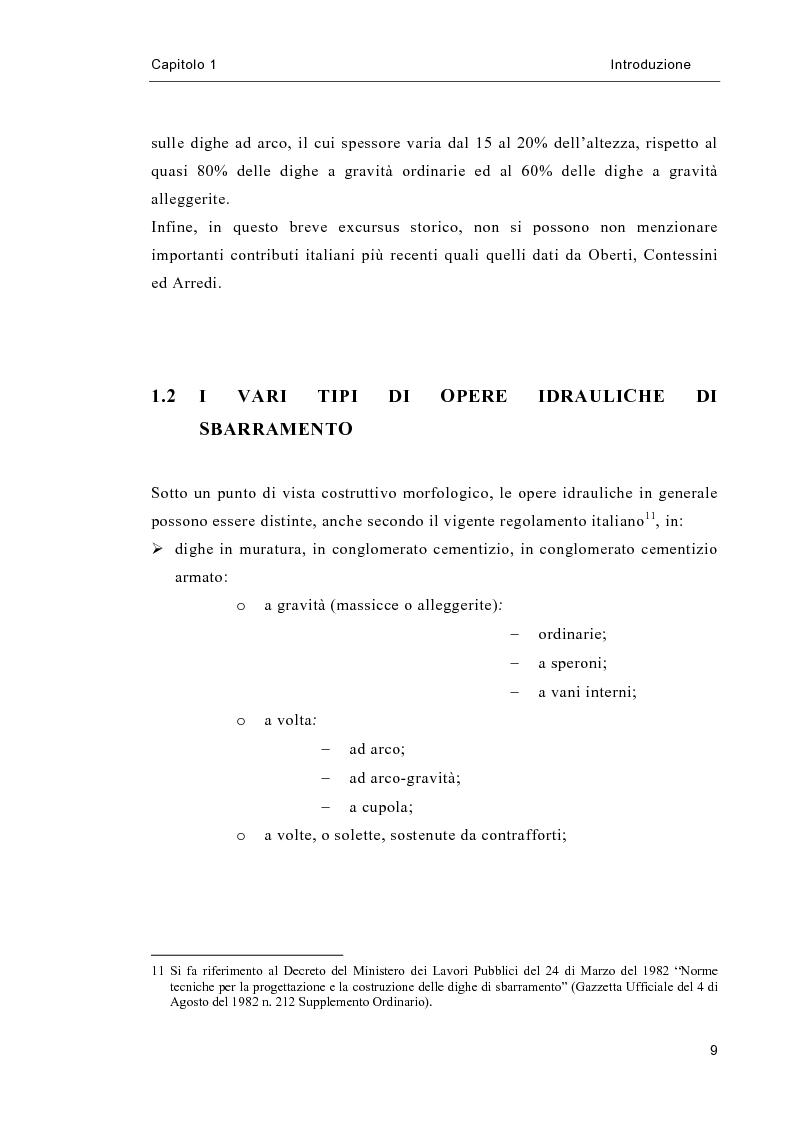 Anteprima della tesi: Analisi allo stato limite di dighe a gravità, Pagina 10