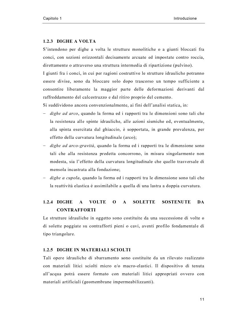 Anteprima della tesi: Analisi allo stato limite di dighe a gravità, Pagina 12