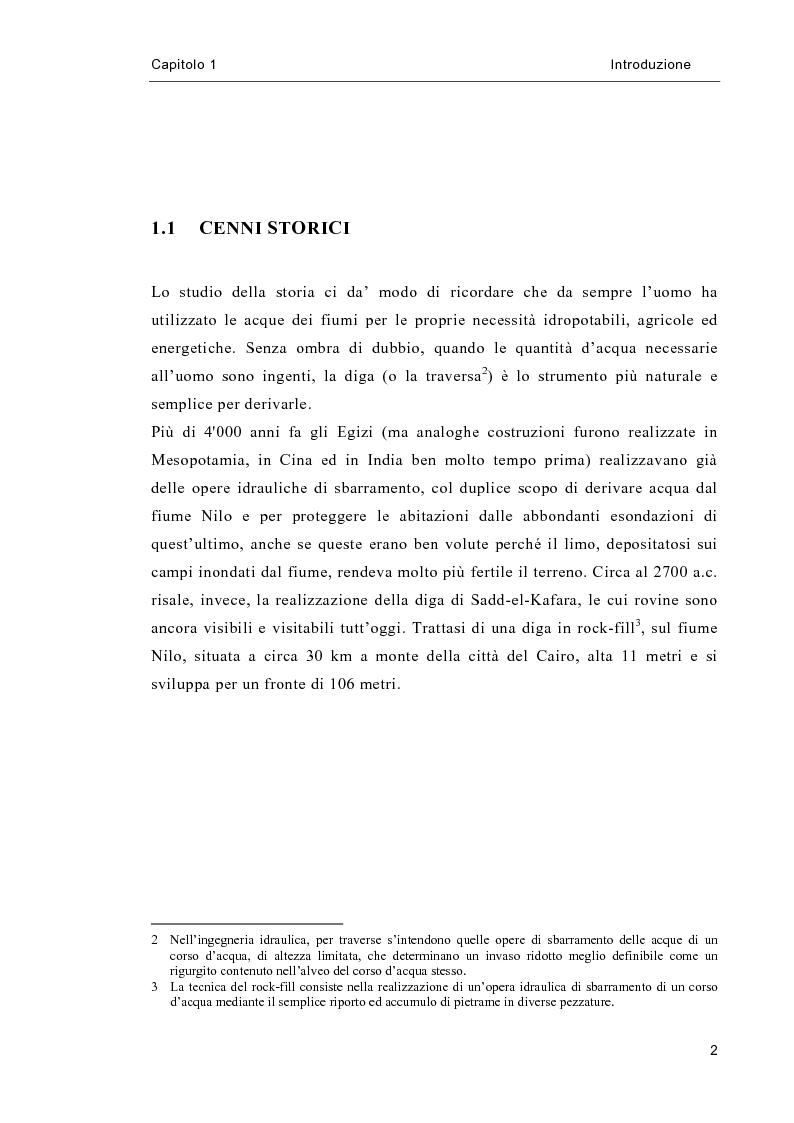 Anteprima della tesi: Analisi allo stato limite di dighe a gravità, Pagina 3