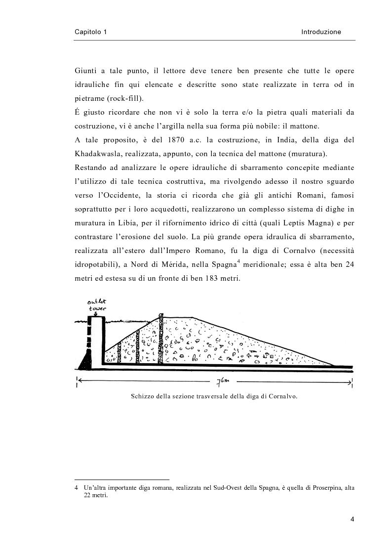 Anteprima della tesi: Analisi allo stato limite di dighe a gravità, Pagina 5