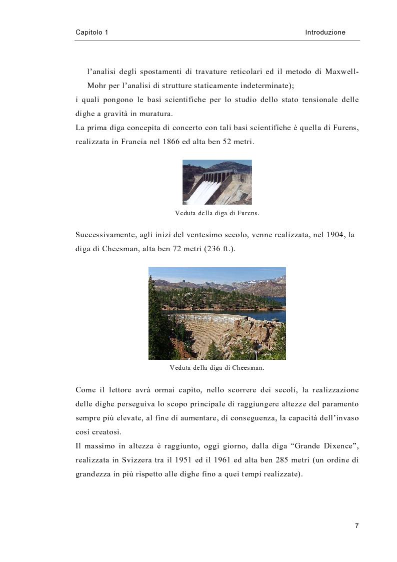 Anteprima della tesi: Analisi allo stato limite di dighe a gravità, Pagina 8