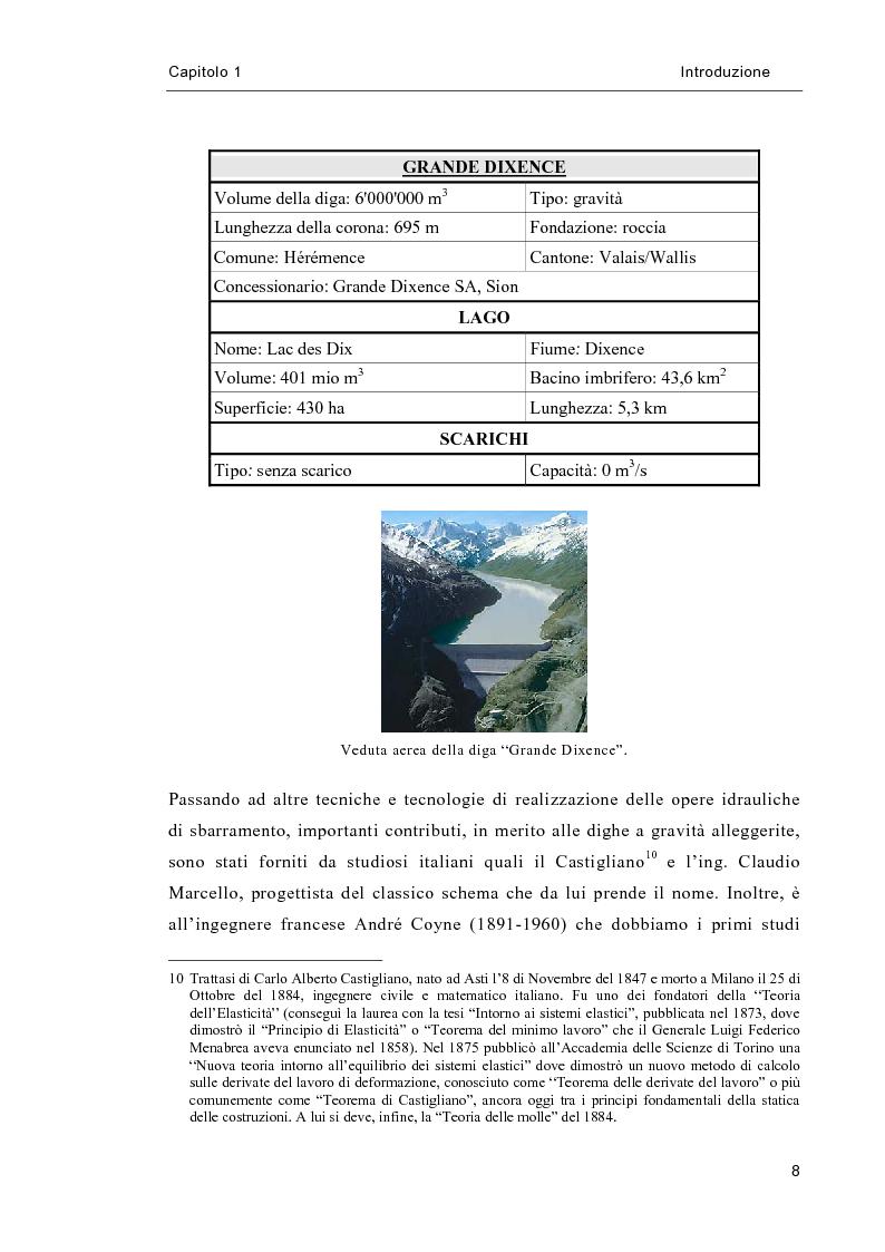 Anteprima della tesi: Analisi allo stato limite di dighe a gravità, Pagina 9