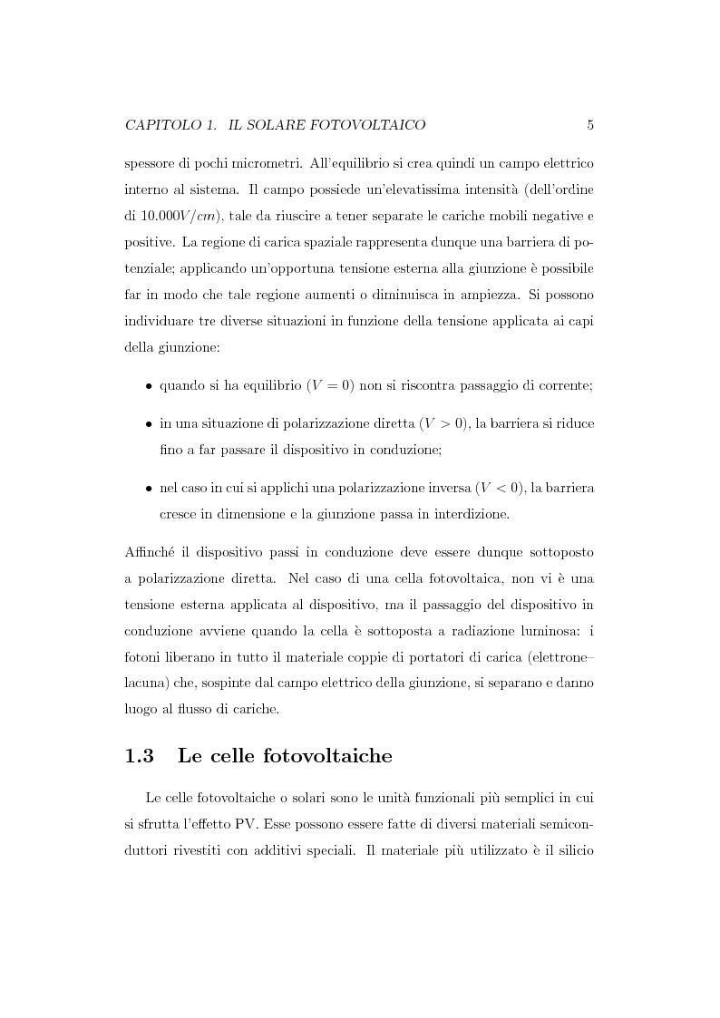 Anteprima della tesi: Caratterizzazione spettroscopica di materiali ibridi organici-inorganici per la conversione dell'energia solare, Pagina 6
