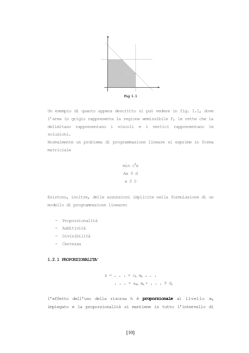 Anteprima della tesi: Scheduling delle lavorazioni in un reparto di molatura, Pagina 7