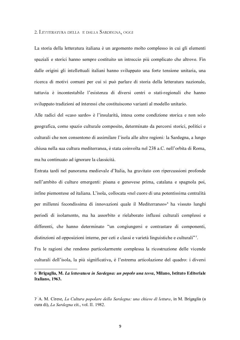 Anteprima della tesi: Sa Limba sarda e i mass Media, Pagina 6