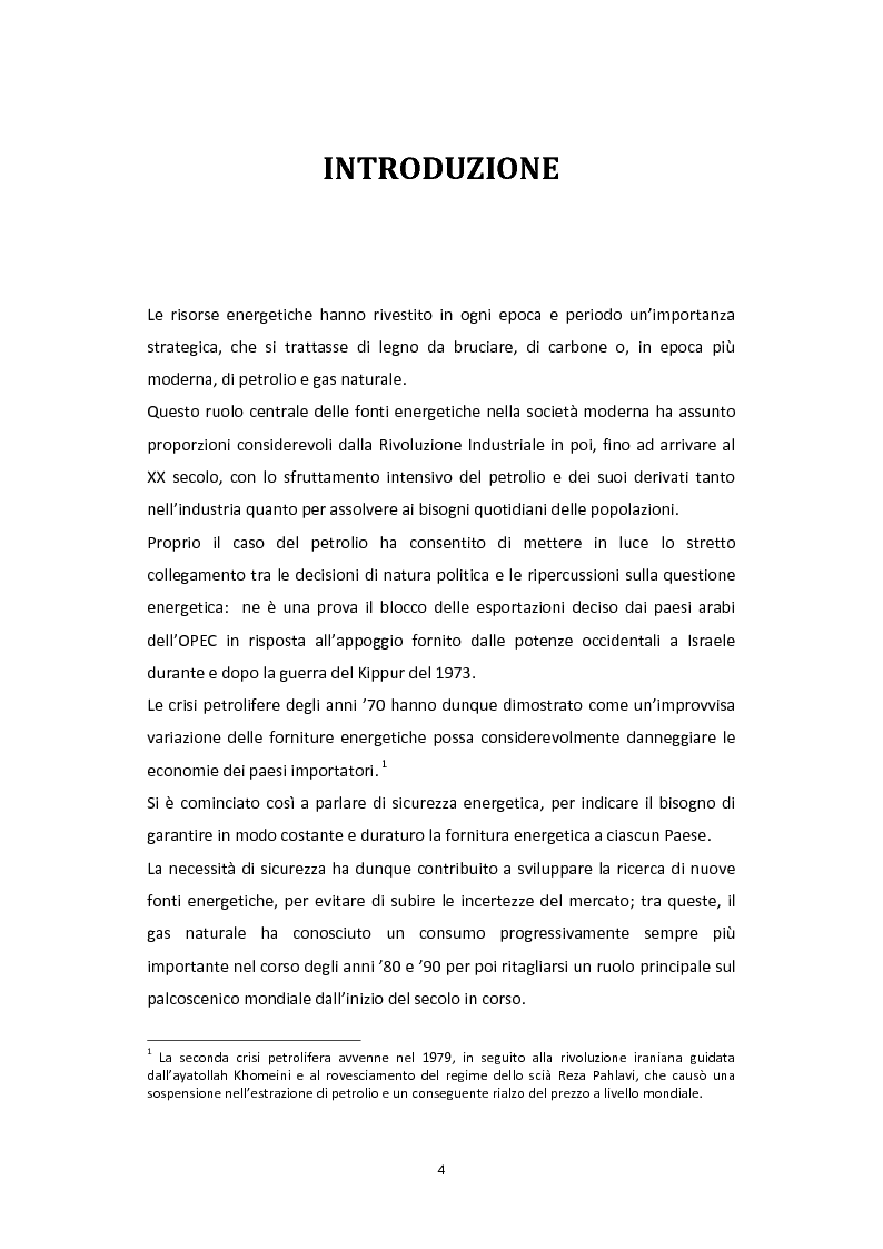 Anteprima della tesi: Dalla Via della Seta alla via del gas naturale: geopolitica e relazioni internazionali in Asia Centrale, Pagina 2