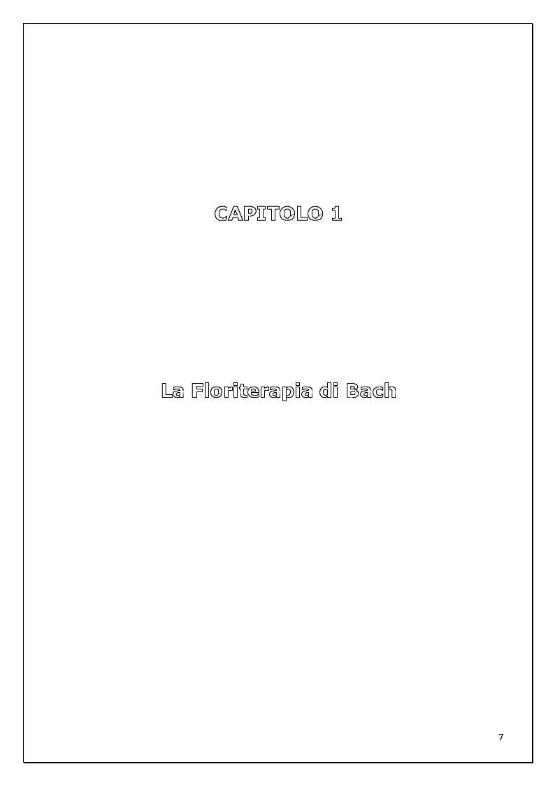 Anteprima della tesi: Floriterapia di Bach Applicata alle 9 Basi dell'enneagramma ed ai difetti di rifrazione visiva, Pagina 2
