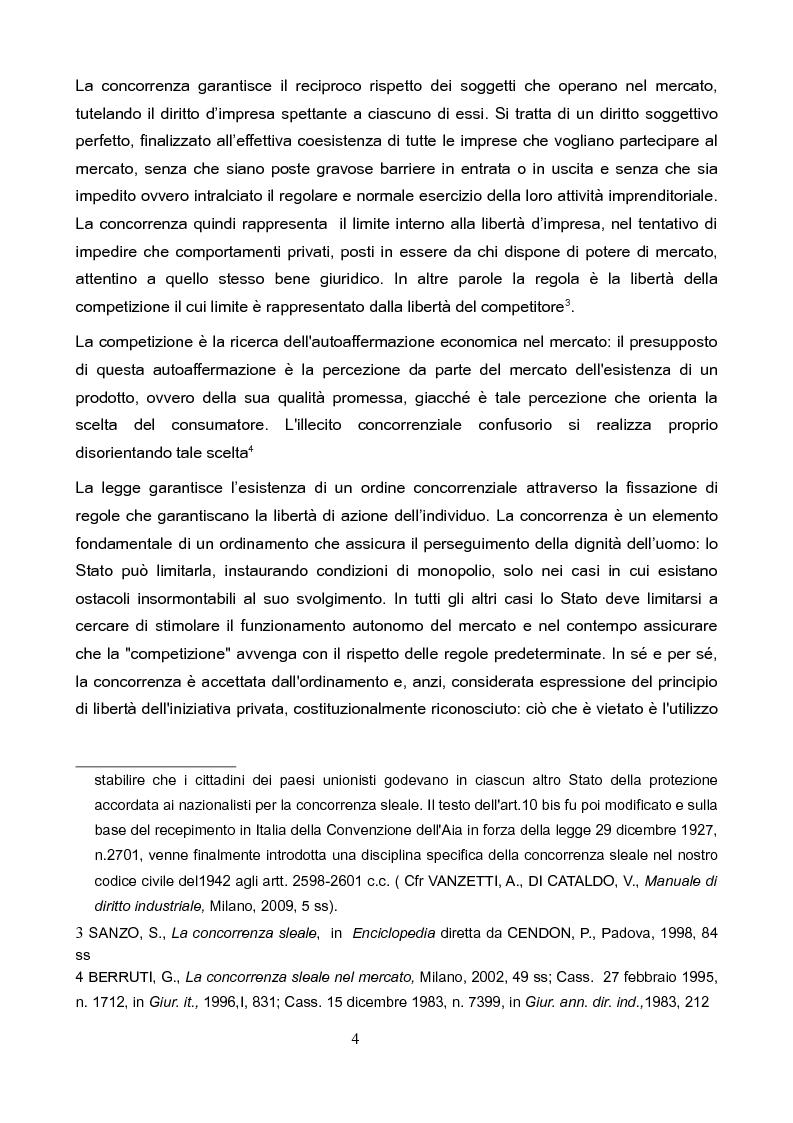 Anteprima della tesi: La concorrenza sleale per interposta persona, Pagina 3
