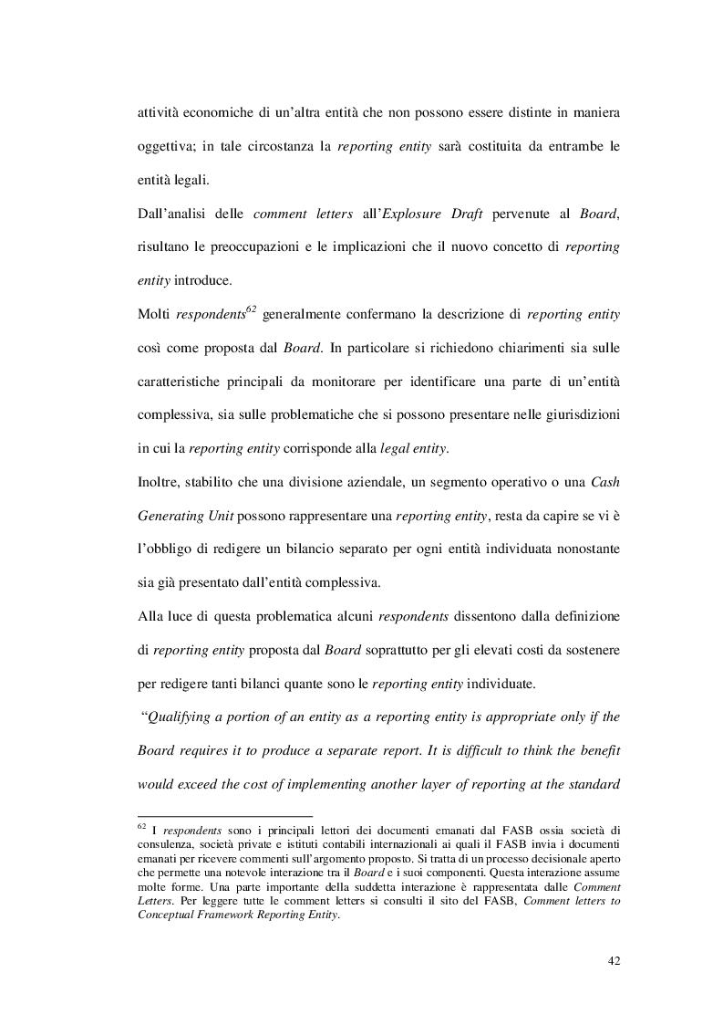 Anteprima della tesi: Il segment reporting nell'impostazione contabile internazionale: evidenze empiriche sulle società italiane del FTSE MIB, Pagina 5