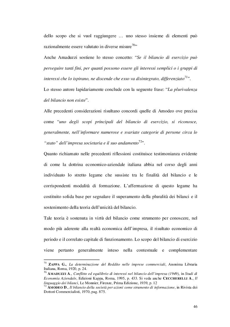 Anteprima della tesi: Il segment reporting nell'impostazione contabile internazionale: evidenze empiriche sulle società italiane del FTSE MIB, Pagina 9