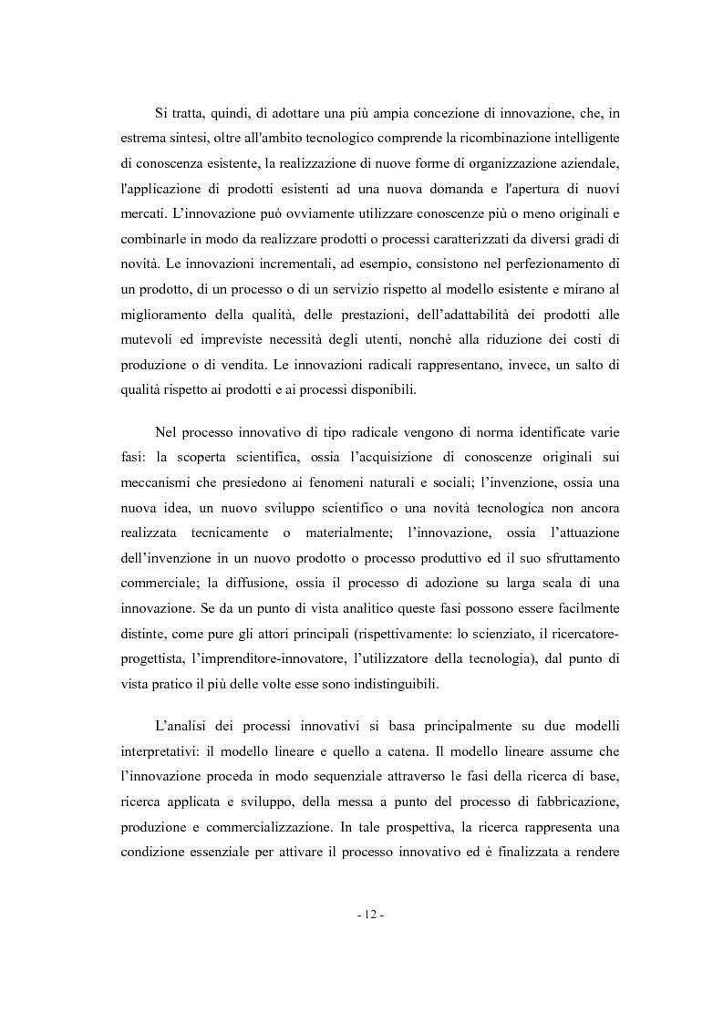 Anteprima della tesi: La valutazione di impatto degli incentivi alla R&S, Pagina 10