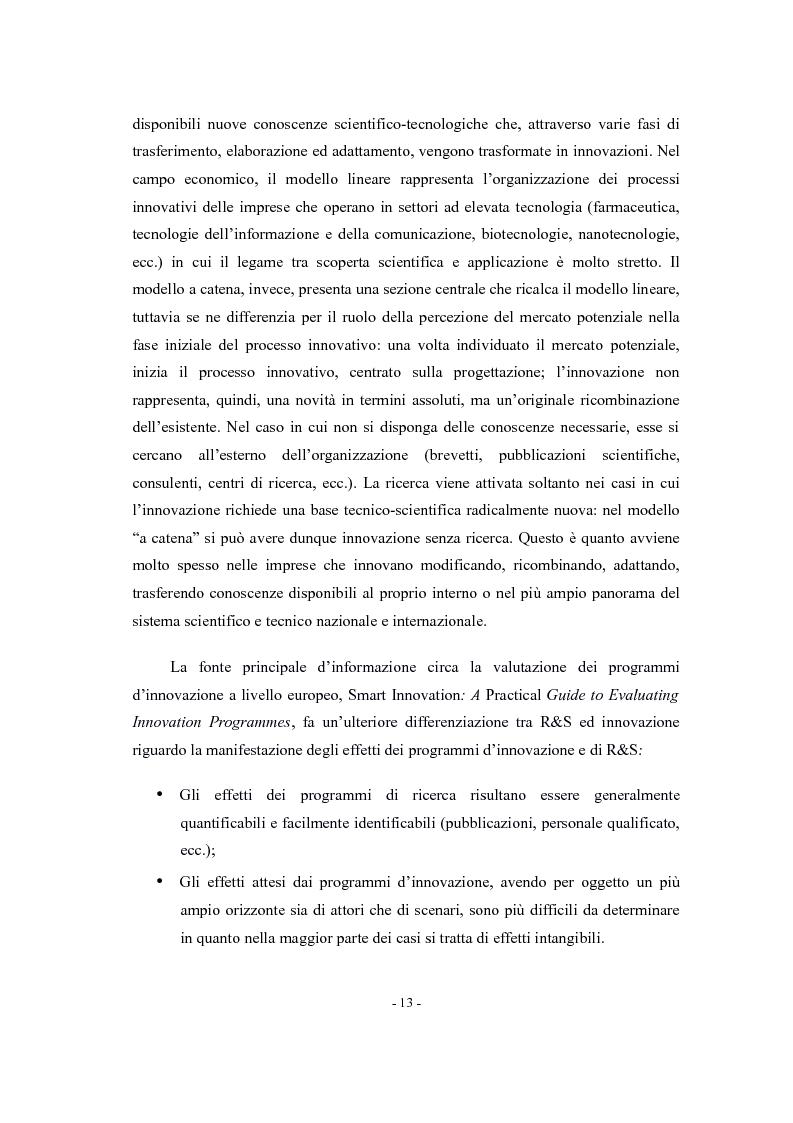 Anteprima della tesi: La valutazione di impatto degli incentivi alla R&S, Pagina 11