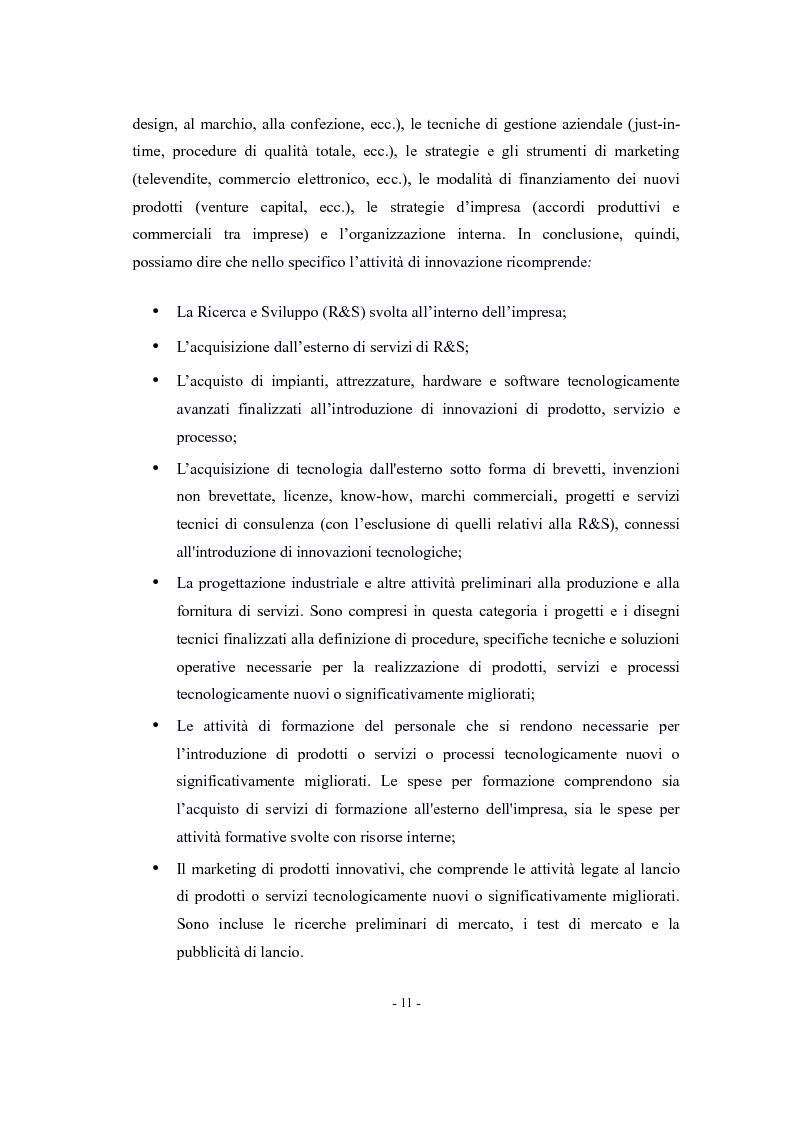 Anteprima della tesi: La valutazione di impatto degli incentivi alla R&S, Pagina 9